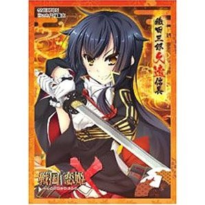 Sengoku Koihime X Nexnet Girls Sleeve Collection Vol.057: Kuon