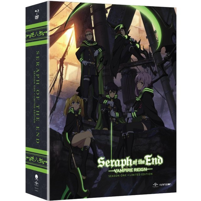Seraph of the End: Vampire Reign - Season 1 Part 1 [Limited Edition]