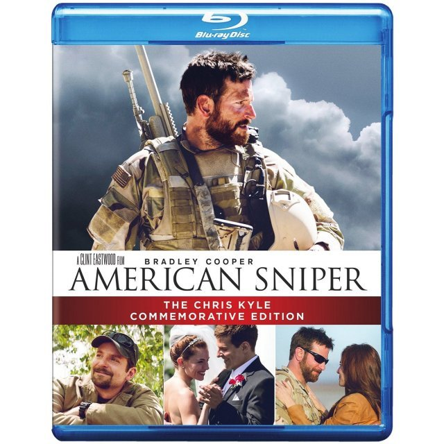 American Sniper (The Chris Kyle Commemorative Edition)