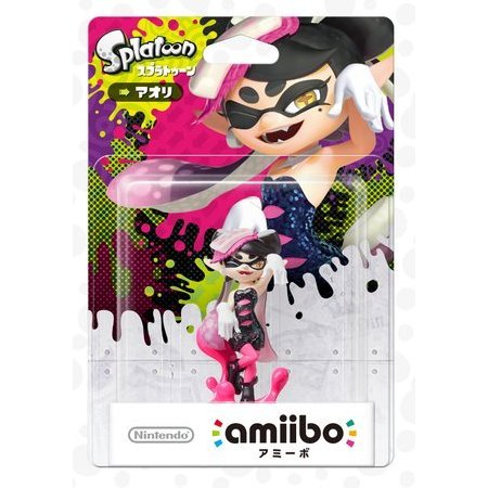 amiibo Splatoon Series Figure (Aori)
