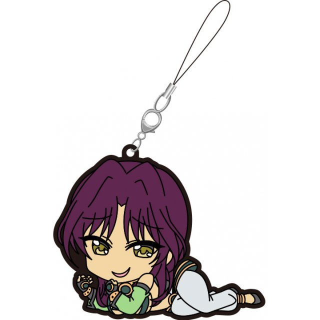 And You Thought There Is Never A Girl Online? Gororin Rubber Strap 4: Apricot
