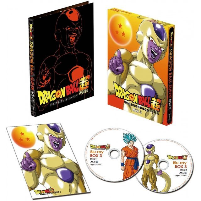 Dragon Ball Super Blu-ray Box Vol.3