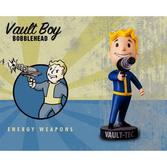 Fallout 4 Vault Boy 111 Bobbleheads Series One: Energy Weapons