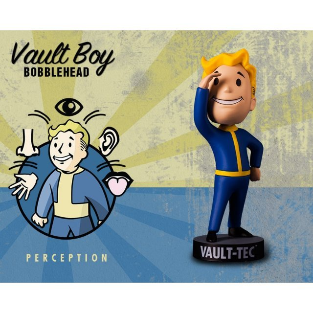 Fallout 4 Vault Boy 111 Bobbleheads Series One: Perception