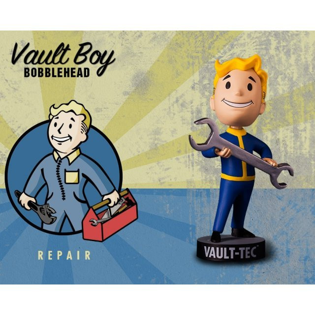 Fallout 4 Vault Boy 111 Bobbleheads Series One: Repair