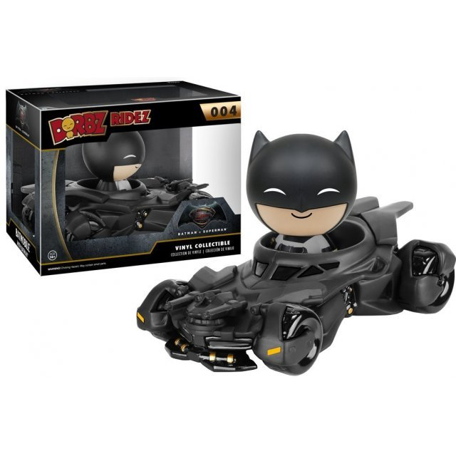 Funko Dorbz Ridez Batman vs Superman: Batmobile