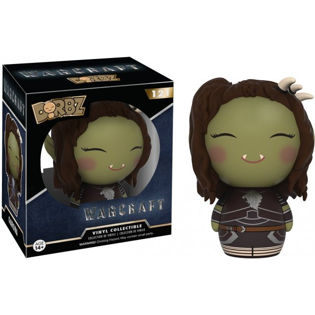 Funko Pop! Dorbz Warcraft Movie: Garona