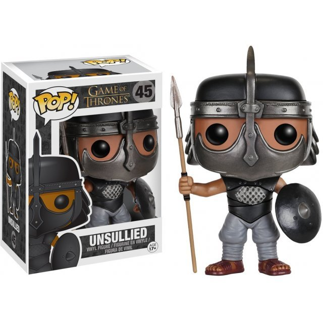 Funko Pop! Game of Thrones: Unsullied