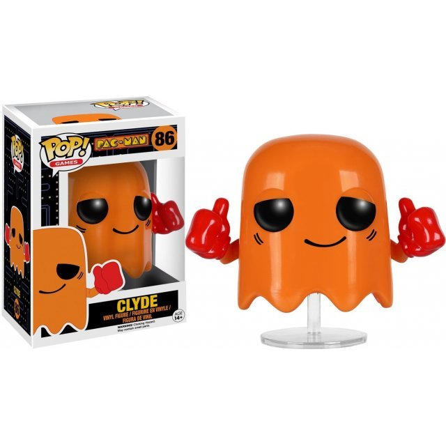 Funko Pop! Games Pac-Man: Clyde