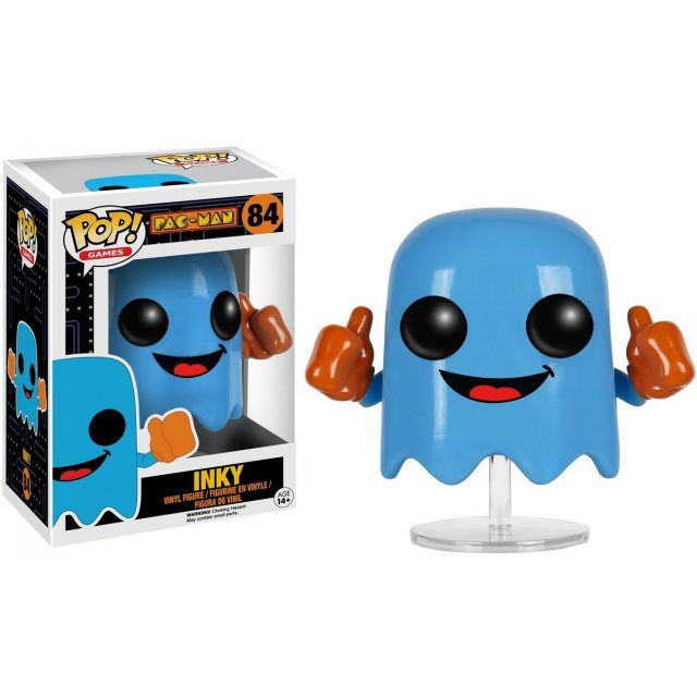 Funko Pop! Games Pac-Man: Inky