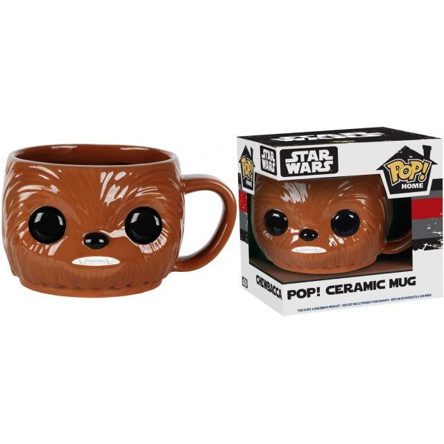 Funko Pop! Home Star Wars Mug: Chewbacca