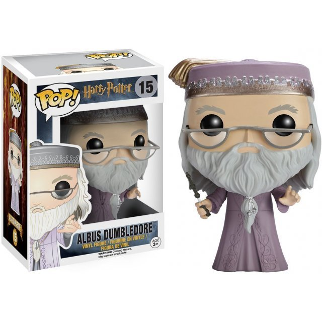 Funko Pop! Movies Harry Potter: Dumbledore