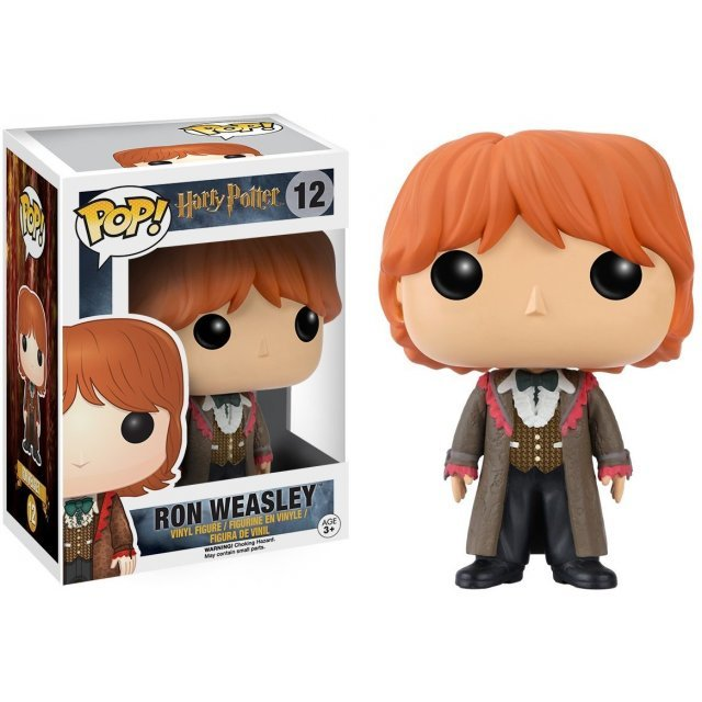 Funko Pop! Movies Harry Potter: Ron Weasley Yule Ball