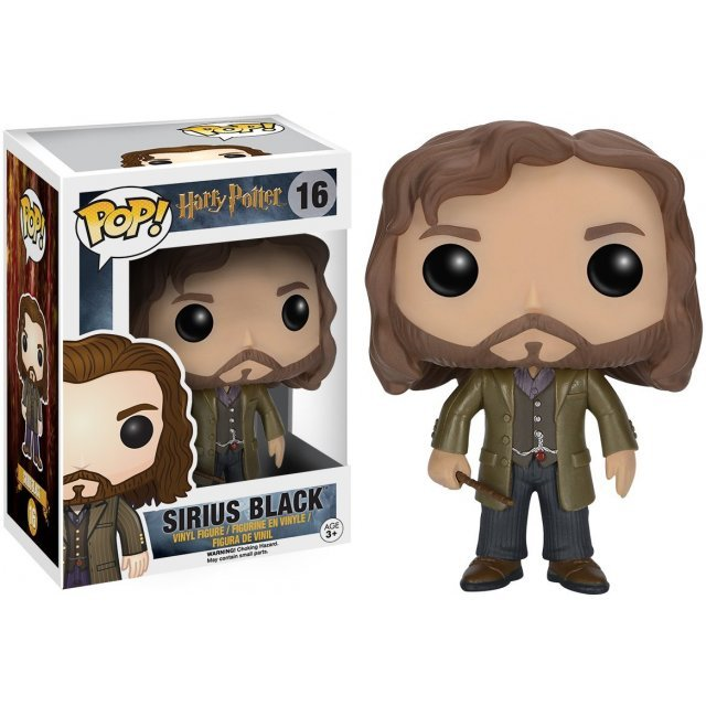 Funko Pop! Movies Harry Potter: Sirius Black