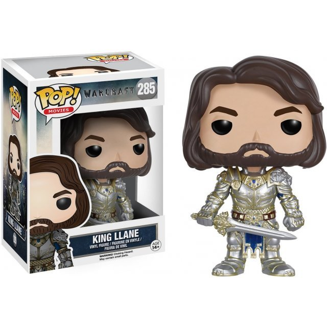 Funko Pop! Movies Warcraft: King Llane