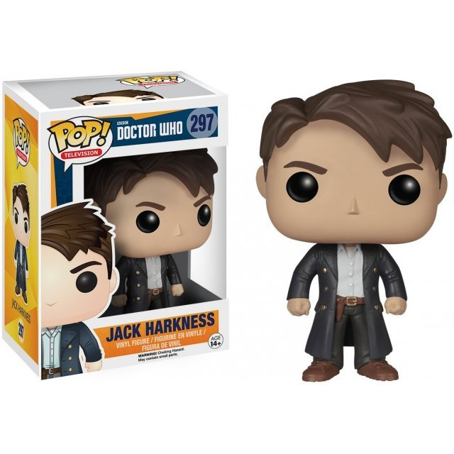 Funko Pop! Television Doctor Who: Jack Harkness