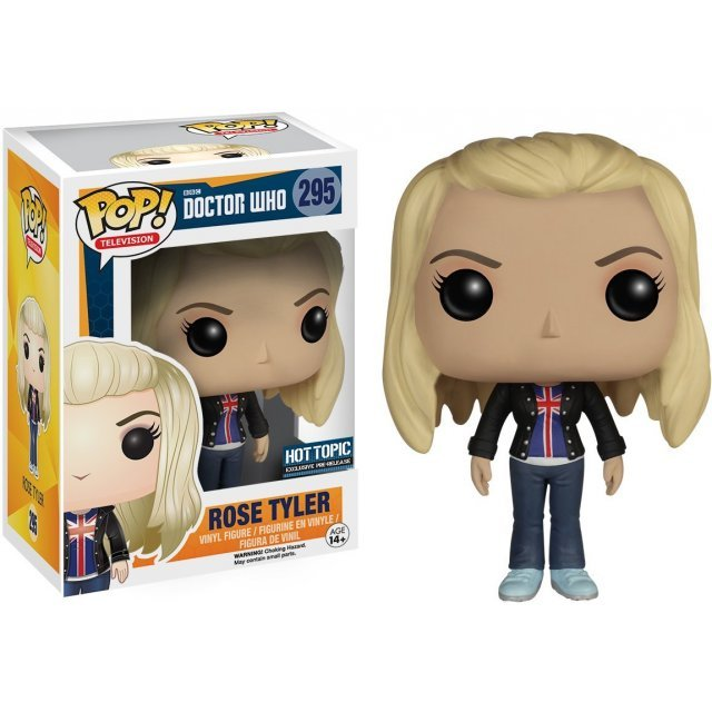 Funko Pop! Television Doctor Who: Rose Tyler