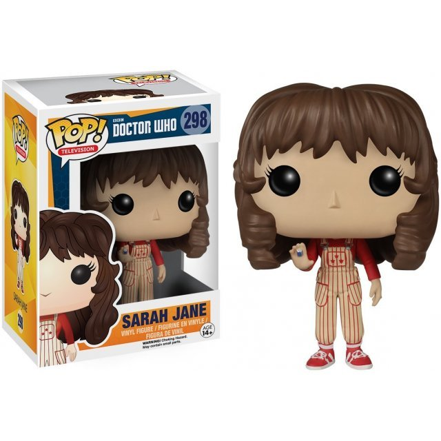 Funko Pop! Television Doctor Who: Sarah Jane Smith