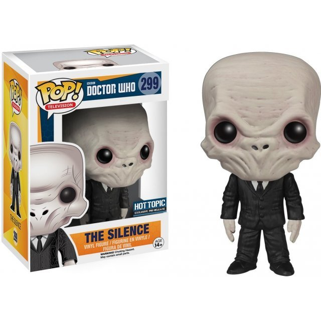 Funko Pop! Television Doctor Who: The Silence