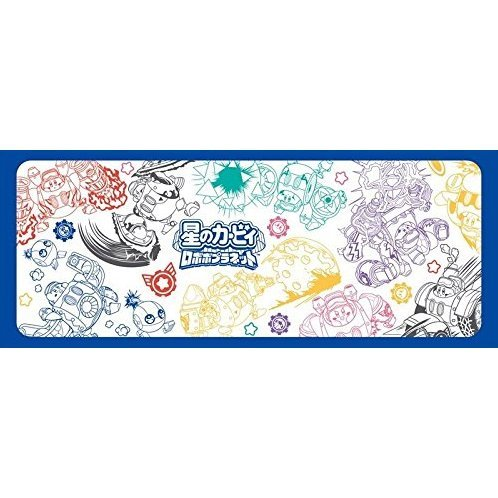Kirby Planet Robobot Face Towel