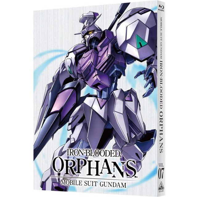 Mobile Suit Gundam: Iron-Blooded Orphans Vol.7 [Limited Edition]