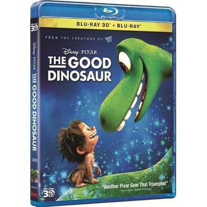 The Good Dinosaur [3D+2D]