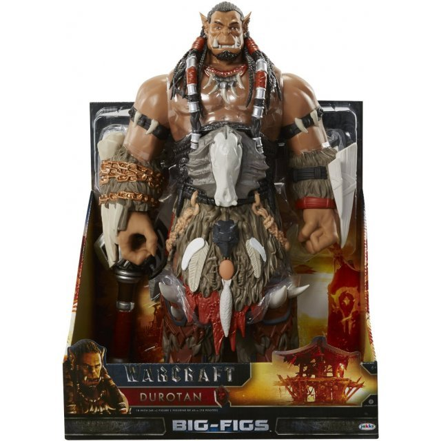 Warcraft 18-inch Action Figure: Durotan