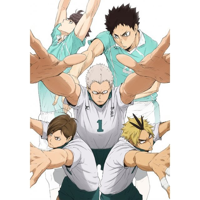 Haikyuu!! Second Season Vol.7 [Blu-ray+CD]
