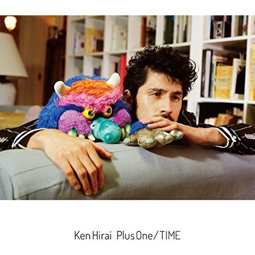 Plus One / Time [CD+DVD Limited Edition]