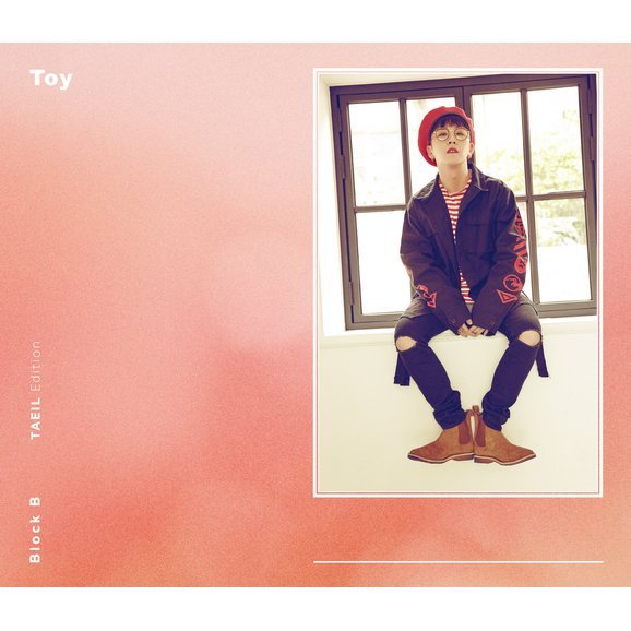 Toy (Japanese Version) [CD+DVD Limited Edition Taeil Edition]