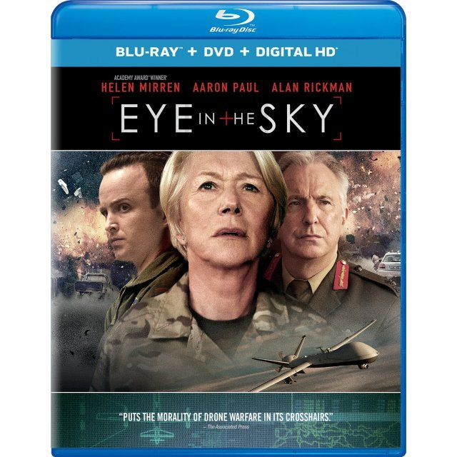 Eye In The Sky [Blu-ray+DVD+Digital HD]