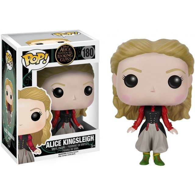 Funko Pop! Alice Through The Looking Glass: Alice Kingsleigh