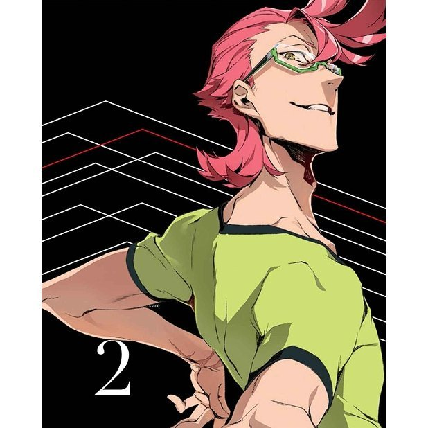 Kiznaiver Vol.2 [Limited Edition]