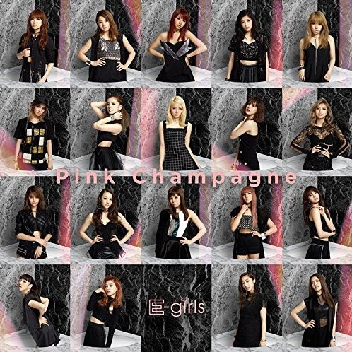Pink Champagne [CD+DVD]