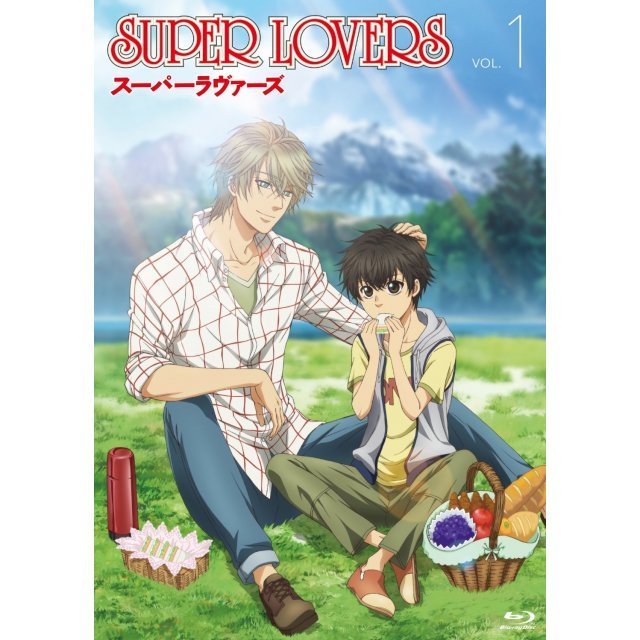 Super Lovers Vol.1 [Blu-ray+CD Limited Edition]