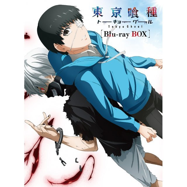 Tokyo Ghoul Blu-ray Box [Blu-ray+CD Limited Edition]