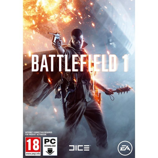 Battlefield 1 (Code in a Box)