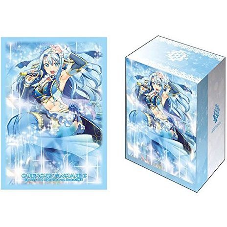 Bushiroad Sleeve & Deck Holder Collection Vol. 4 Cardfight!! Vanguard G: Frontier Star Coral