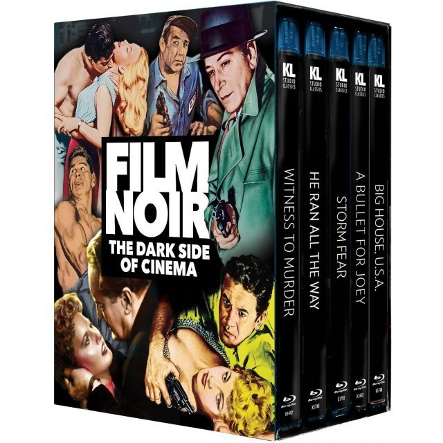 Film Noir: The Dark Side of Cinema