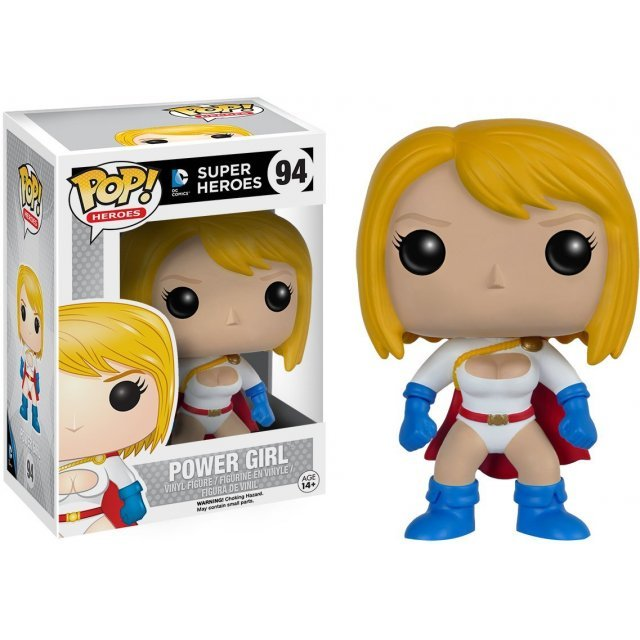 Funko Pop! Heroes: Power Girl