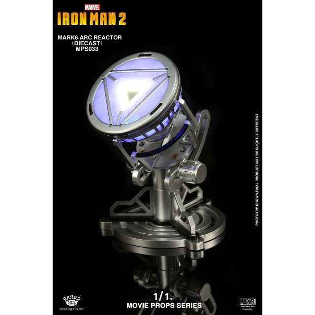 King Arts 1 1 Movie Props Series Iron Man 2 Iron Man