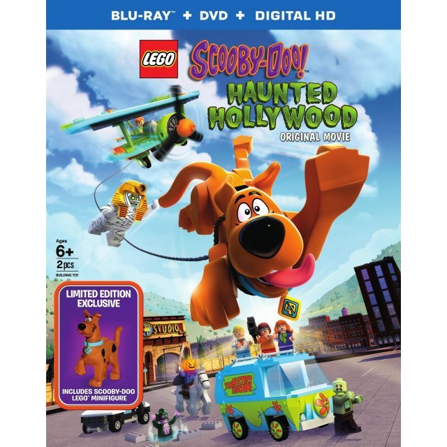 Lego: Scooby-Doo! Haunted Hollywood (with Scooby-Doo figurine)