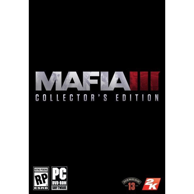 Mafia III [Collector's Edition] (DVD-ROM) (English & Chinese Subs)