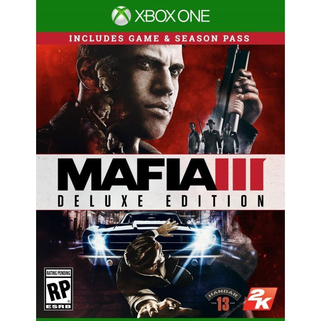 Mafia III [Deluxe Edition] (English & Chinese Subs)