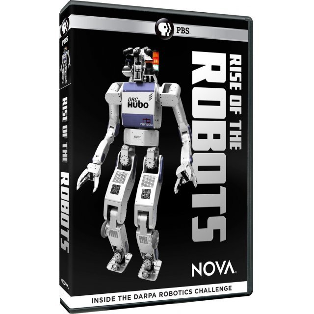 Nova: Rise of the Robots