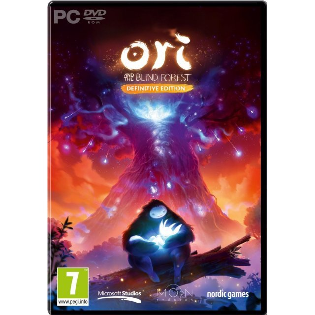 Ori and the Blind Forest (Definitive Edition) (DVD-ROM)