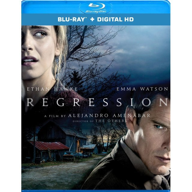 Regression [Blu-ray+Digital HD]