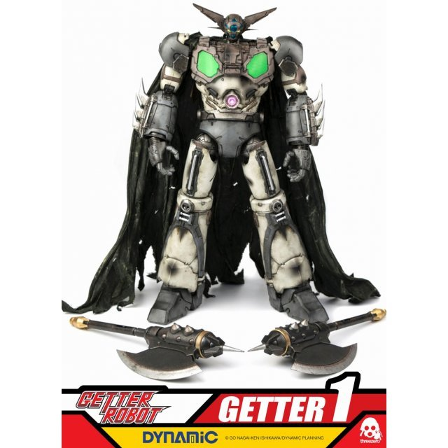 Threezero x Go Nagai Getter Robot 1/6 Scale Collectible Figure: Getter 1 [Limited Edition]