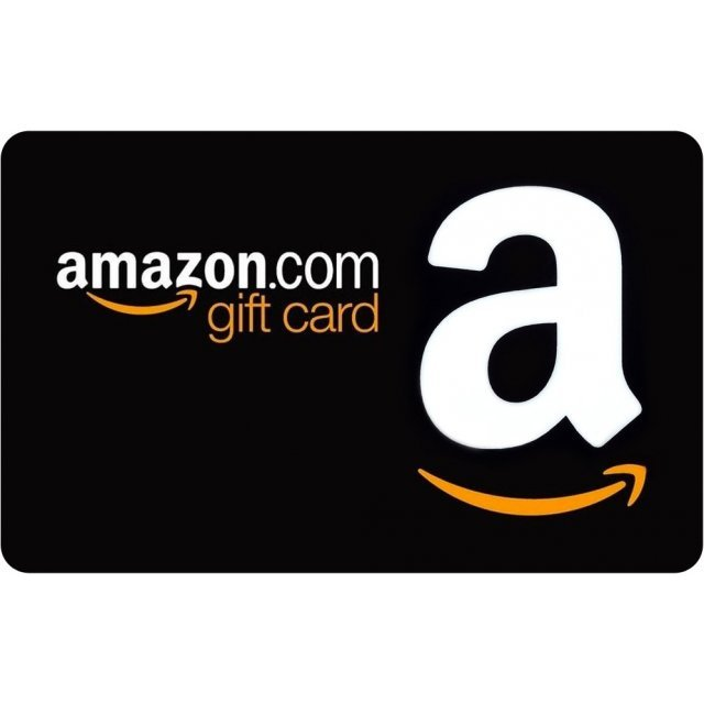 Amazon Gift Card (US$ 15)
