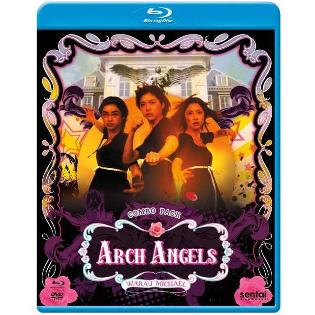 Arch Angels [Blu-ray+DVD]